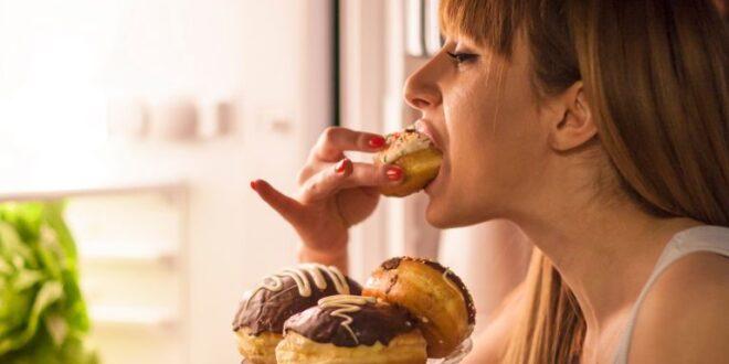 Tıkanırcasına Yeme Bozukluğu Nedir