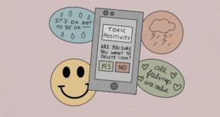 toksik pozitiflik